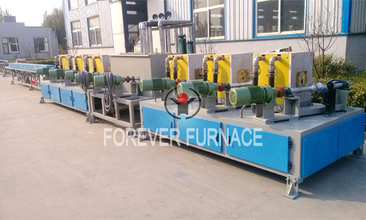 Steel Bar Hardening and Tempering Furnace