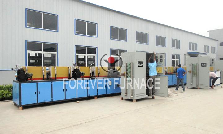 Steel Bar Heat Treatment Furnace