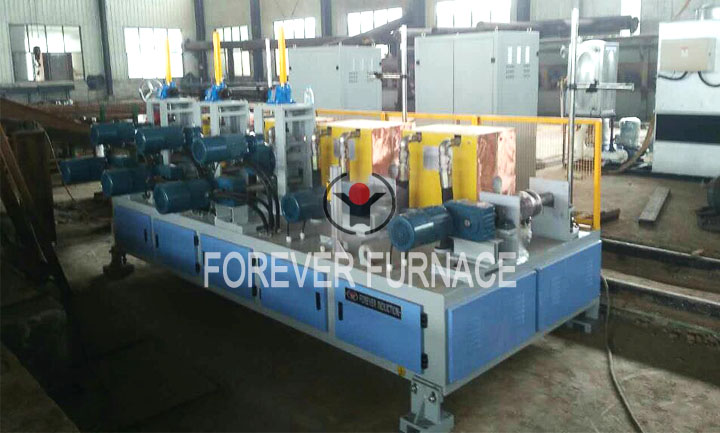 Steel Bar Induction Heating Furnace