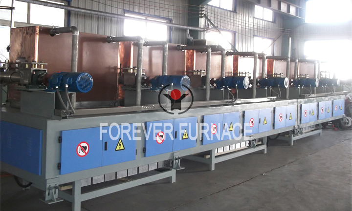 Steel Billet Forging System