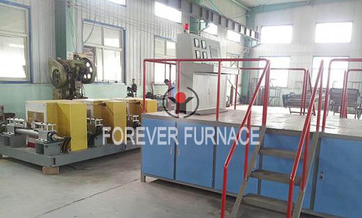 Steel Billet Reheating Furnace