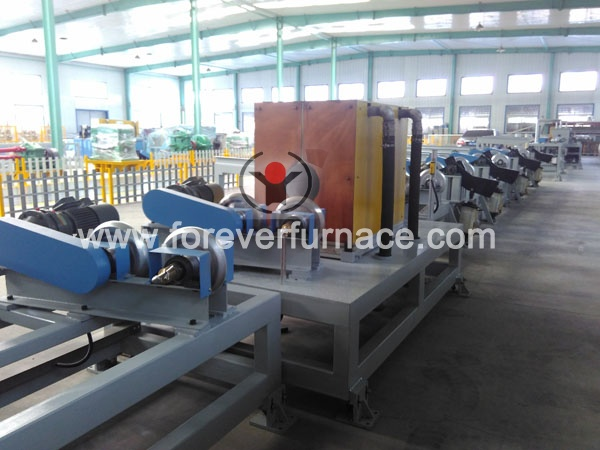 steel pipe annealing equipmnet