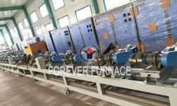 Steel Pipe Heat Treatment Furnace