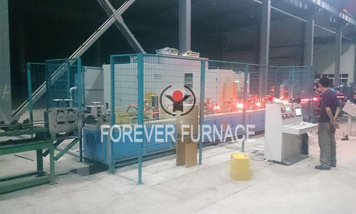 Steel Strip Heating Furnace