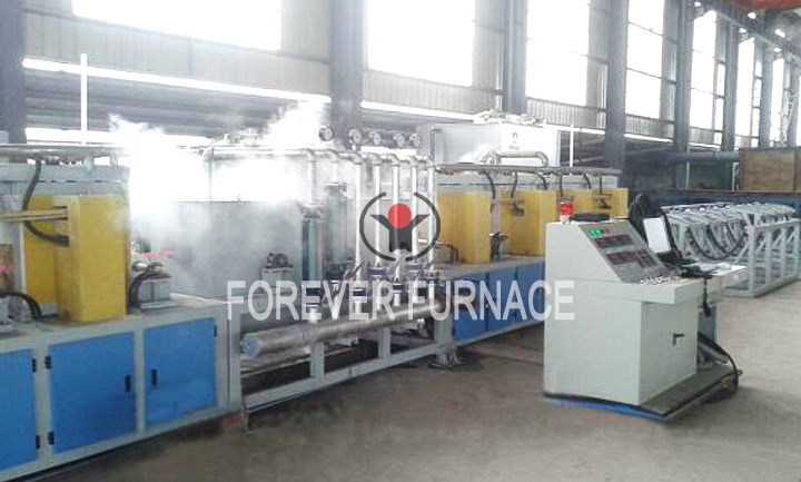 Wind Power Bolt Hardening and Tempering System